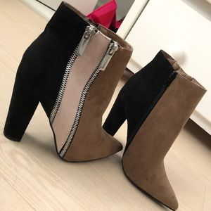JustFab size 6.5 booties